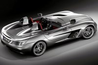 Mercedes-Benz SLR Stirling Moss -  эксклюзив