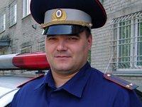 Алтайский сотрудник ДПС Михаил Фреев, ценой своей жизни , спас в ДТП губернатора Амана Тулеева