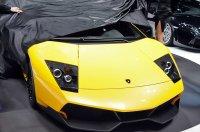 Уникальный монстр Lamborghini Murcielago LP670-4 SuperVeloce