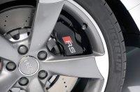 Audi TT RS белый ангел