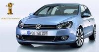 В Нью-Йорке Volkswagen Golf стал лучшим автомобилем в мире 2009 года
