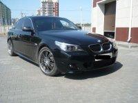 Инсталляция в BMW 530 E60