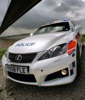 Полиция англии изменила Subaru Impreza