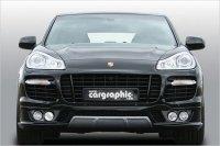 Тюнеры Cargraphic взялись за дизельный Porsche Cayenne