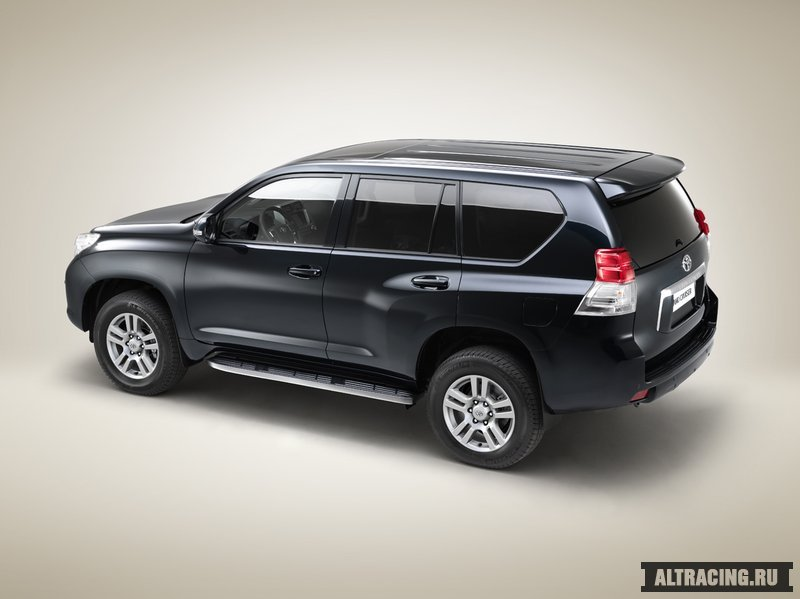 Toyota prado 150 руководство по эксплуатации
