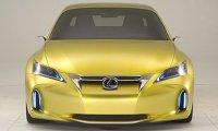 Долгожданная новинка от Lexus по имени LF-Ch