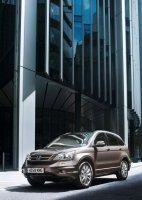 Осень время перемен, Honda обновила CR-V