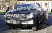 Lexus GX тайна в камуфляже
