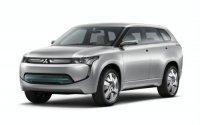 Mitsubishi готова порадовать гибридом