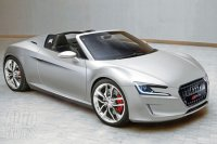 Audi R4 - ответ на Porsche Boxster