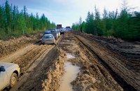 300 миллиардов рублей закопают в Российские дороги в 2010 году