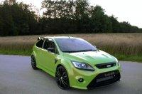 """Тюнинг-ателье Loder1899 """"разозлили"""" Ford Focus RS"""