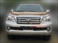Lexus GX 2010 первые фотографии, каков же он?