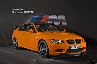 BMW представила экстримальную версию М3 GTS (Фото + Видео)