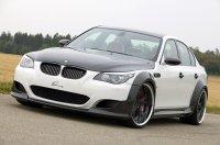 LUMMA и G-Power добавили не много глянца и дури BMW M5 E60