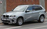 BMW X5 готовится к обновлению