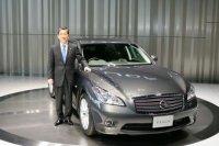 Nissan Fuga - представительский класс уже в продаже
