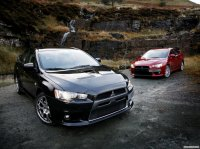 Mitsubishi отзывает легендарную EVO X