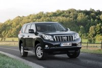 Дизельный Toyota Land Cruiser Prado 150 2010 в России