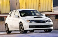 Новинка от Subaru Impreza WRX STI Special Edition
