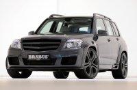 Тюнинг Mercedes GLK - Brabus GLK V12 322 км.ч