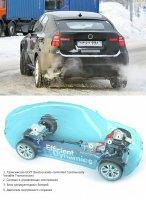 BMW ActiveHybrid X6 2010 скоро в России