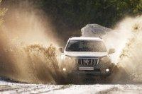 Toyota Land Cruiser Prado 150 нового поколения в продаже, цена