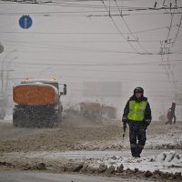 ГИБДД Барнаула просит автомобилистов проявить особую осторожность во время движения