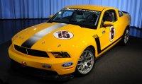 Ford представил гоночный Mustang Boss 302R