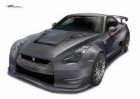 600 сильный Nissan GT-R от тюнеров Original Runduce