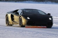 7 литров восторга от Lamborghini