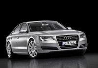 Audi готовит новый гибрид седана бизнес класса A8