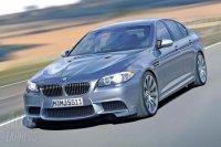 BMW M5 2010 с новым двигателем V8