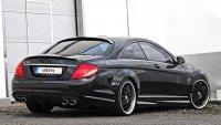Тюнинг Mercedes-Benz CL 65 AMG представилен компанией Väth