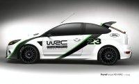 Ford представил заряженный Focus RS – WRC Edition