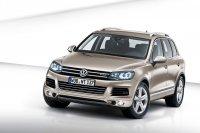 Volkswagen Touareg 2011 фотографии, характеристики