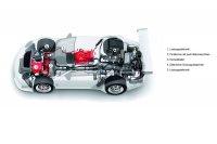 Porsche 911 GT3 R Hybrid - спортивная электричка