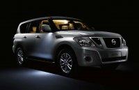 Nissan Patrol 2010 - новое поколение легенды