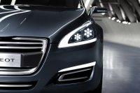 Peugeot представила новый концепт на базе Volkswagen Passat CC