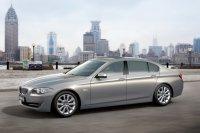 BMW 5 серии теперь и Long