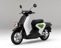 Honda EV-neo мотороллер с электромотором