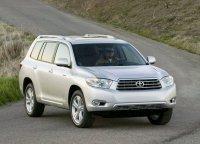 Toyota Highlander и пикап Toyota Hilux скоро в России