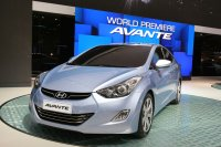 Новинка Hyundai Elantra и Avante 2011