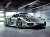 Porsche 918 2010 может пойти в серию