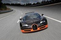 Bugatti Veyron 16.4 Super Sport новая эра скорости