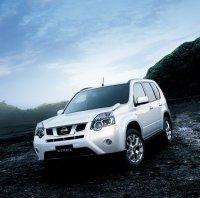 Nissan X-Trail рестайлинг 2011