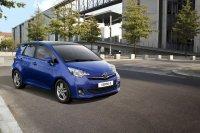 Toyota Verso-S новика для Европы