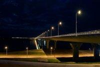 1 января 2011 года в Барнауле будет отменена плата за проезд по новому мосту через Обь