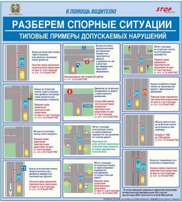 Изменения в ПДД с 20 ноября 2010 года