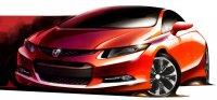 Honda Civic новое поколение 2011